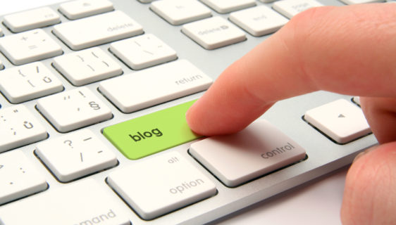 Blogging on a Social Network
