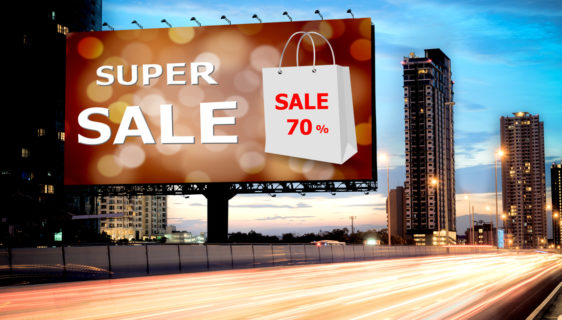 Driving Throughput With Outdoor Digital Signage